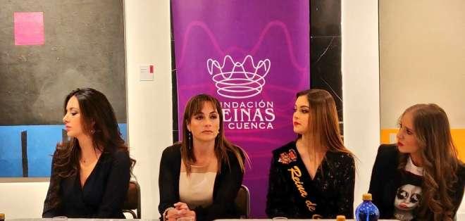 Ortega aseguró que el requisito siempre se ha mantenido solo que no estaba visible. Foto: Fundación Reinas de Cuenca