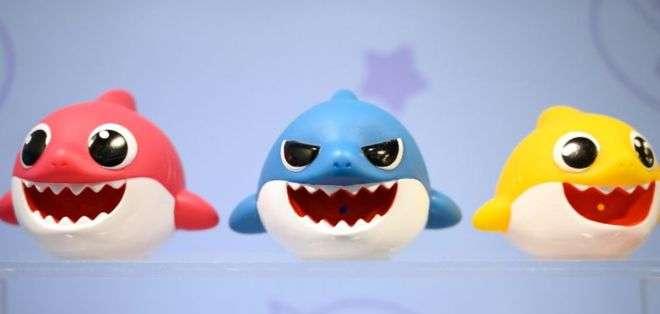 La canción Baby Shark tiene más de 3.000 millones de reproducciones en Youtube.
