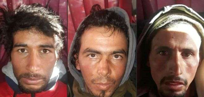 Rachid Afatti, Younes Ouaziyad y Abdessamad Ejjoud fueron condenados.