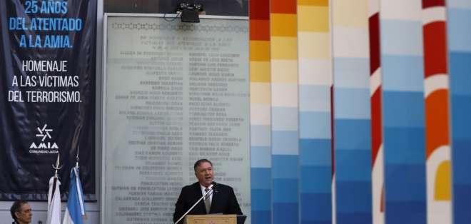 ARGENTINA.- El secretario de Estado de EEUU se reunirá este viernes con el presidente Mauricio Macri.