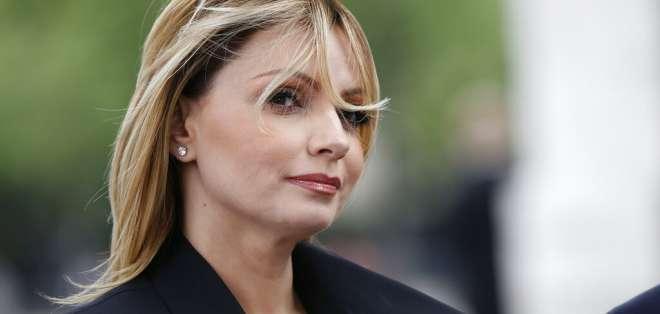 La actriz, de 49 años, se divorció de Enrique Peña Nieto poco después de que éste culminara su mandato. Foto: AP
