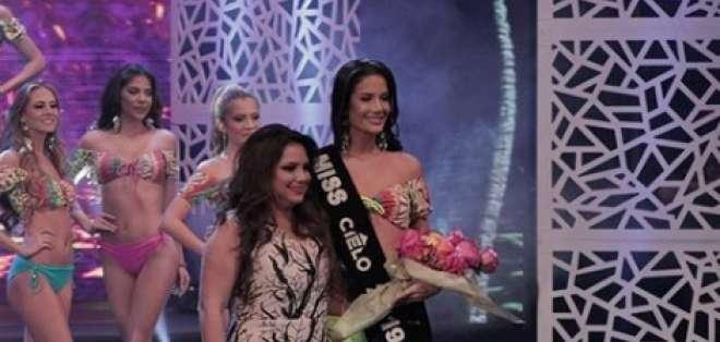 En el certamen de belleza realizado en Guayaquil participaron 21 candidatas.