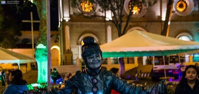 LOJA.- Este año se desarrollará la cuarta edición del festival. Foto: Archivo
