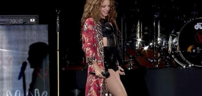 Shakira desafía las críticas publicando un comentado video. Foto: Instagram