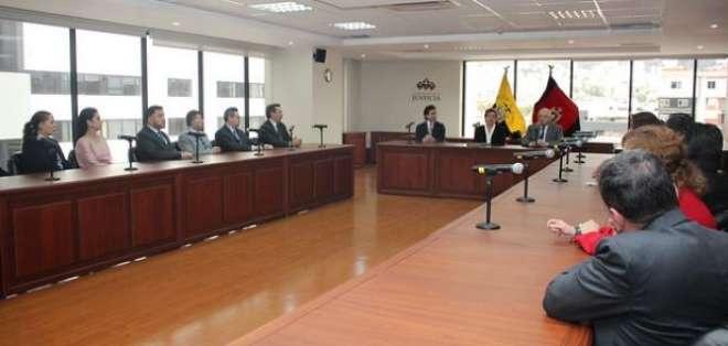QUITO.- La evaluación a los jueces culminará en septiembre de este año. Foto: Flikr Corte Nacional de Justicia