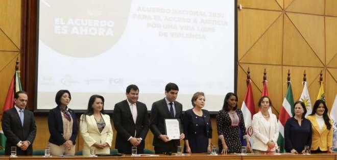 ECUADOR.- 314 casos de femicidio se registran en Ecuador desde 2014, reveló la titular de Judicatura. Foto: Twitter