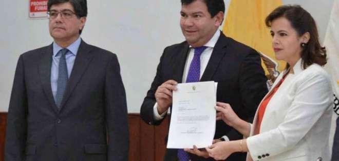 QUITO, Ecuador.- Según la ministra Romo, la flexibilidad de ingreso a Ecuador atrae a la trata de personas. Foto: API