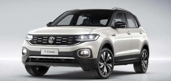 Llega a Ecuador el Volkswagen T-Cross, el SUV más seguro del mercado.