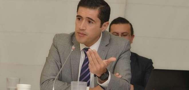 QUITO, Ecuador.- La comisión de Soberanía Alimentaria señala que el ministro no ha acudido a sus llamados. Foto: Twitter