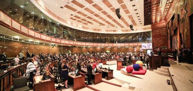 También, la Asamblea conocerá el informe para segundo debate del proyecto Anticorrupción. Foto: Asamblea Nacional