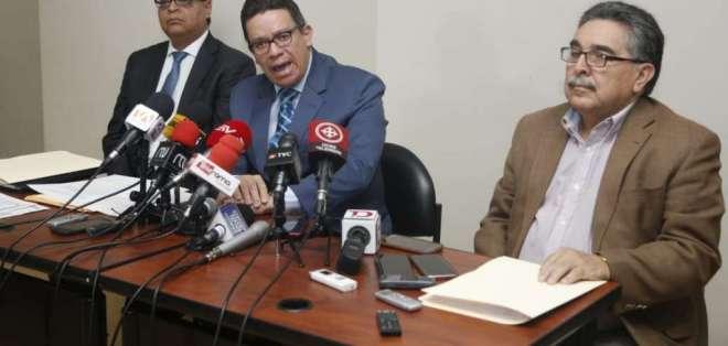 ECUADOR.- Según los magistrados, el Consejo de la Judicatura no tiene facultad para exigirles. Foto: API