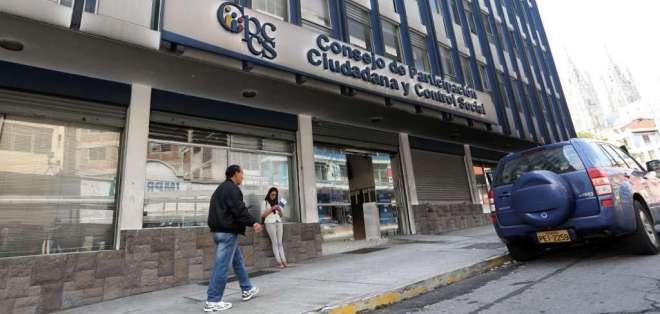 CC notificó con dictamen favorable al pedido del movimiento Ahora. Foto: Archivo El Ciudadano