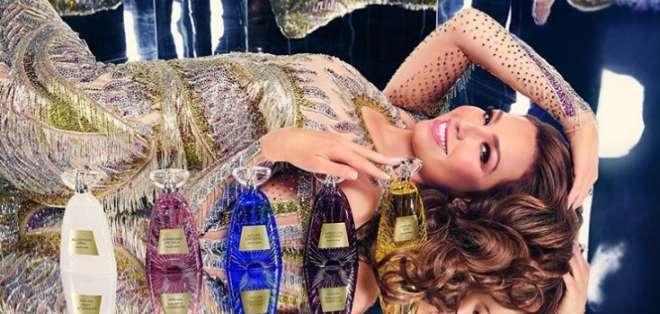 """MÉXICO.- La cantante mexicana explicó que esta actividad le ayuda a """"soltar las riendas"""". Foto: Instagram"""