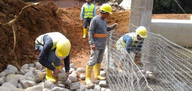 50 mil empleos perdidos en sector de la construcción. Foto: Referencial