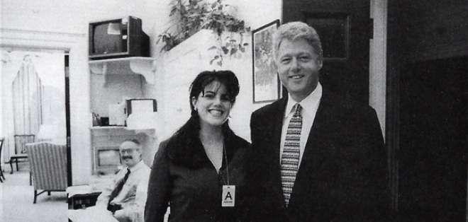 La ex becaria de la Casa Blanca figurará en los créditos como productora de la serie. Foto: AP