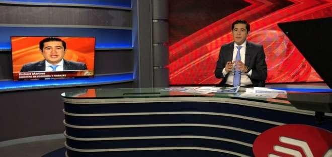 Según el ministro, la entrada del Biess permitiría mejorar la competencia. Foto: Ministerio de Economía y Finanzas