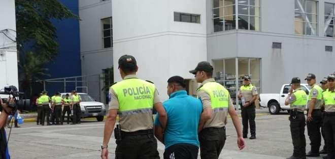 Por este caso, otras dos personas ya habían sido detenidas y sentenciadas. Foto: Policía Nacional
