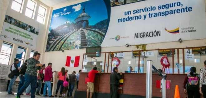ECUADOR.- El acuerdo fue suscrito este lunes por los ministerios de Relaciones Exteriores y Gobierno. Foto: Pública FM