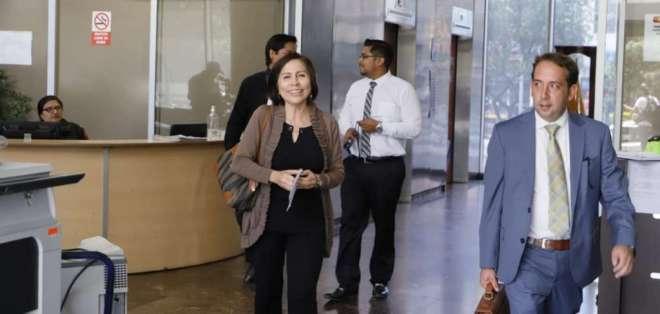 Duarte aseguró que es inocente. Foto: API
