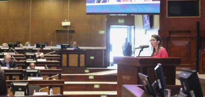 Dentro de juicio político, moción no consiguió los 91 votos necesarios. Foto: Flickr Asamblea