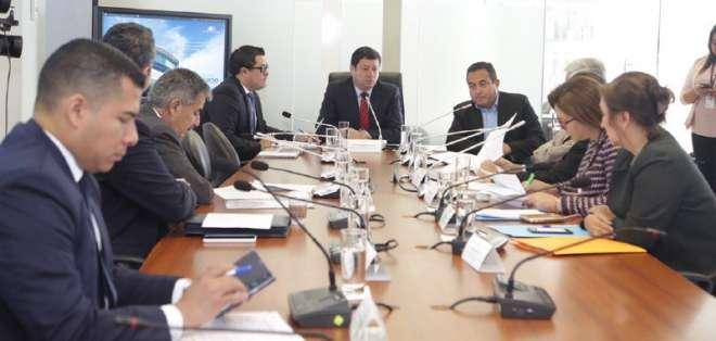 Veto del Ejecutivo a derogar impuesto verde se debate el jueves. Foto: Asamblea Nacional
