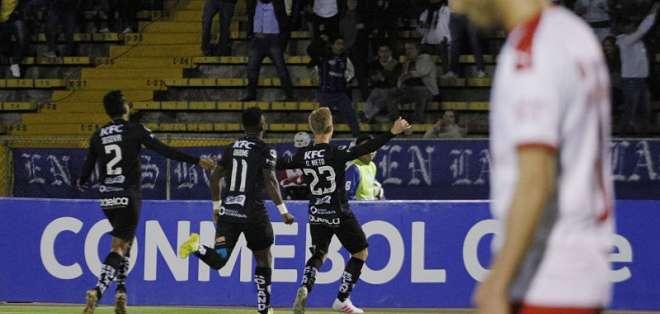 El conjunto ecuatoriano venció 1-0 a su homólogo de Argentina. Foto: API