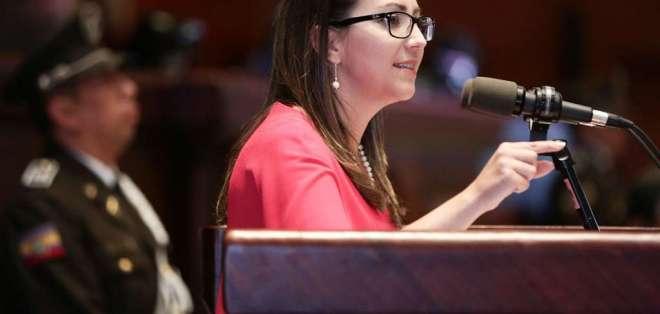 El Pleno del Legislativo aprobó la censura con 92 votos afirmativos. Foto: Archivo Flickr Asamblea