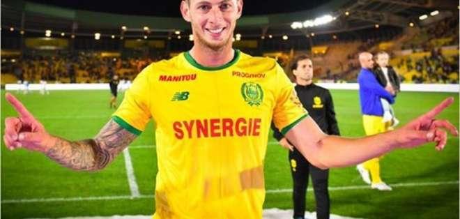 Emiliano Sala, exjugador del Nantes.