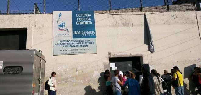"""QUITO, Ecuador.- Los reclusos fugados estaban asignados al pabellón """"El Bosque"""" ."""