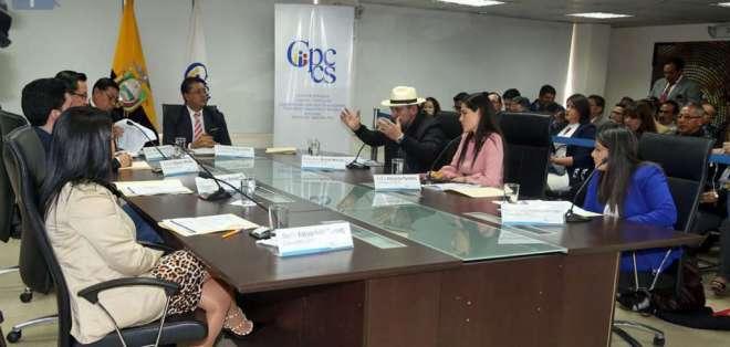 Otra estrategia de nueva mayoría es investigar denuncias de corrupción del Transitorio. Foto: API