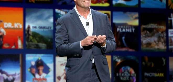 La plataforma de streaming Disney+ reunirá toda la oferta familiar de Disney. Foto: AFP