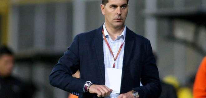 Ismael Rescalvo, entrenador español.
