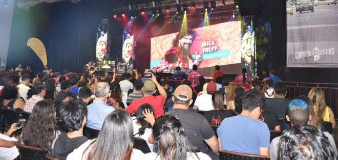 Comic Con Ecuador y la cultura pop de Guayaquil.