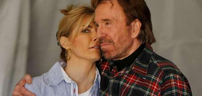 Chuck Norris y la batalla más dura que enfrenta. Foto: AP