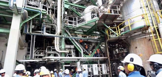 Expertos están a favor de repotenciar las que existen para producir más combustibles. Foto: Archivo