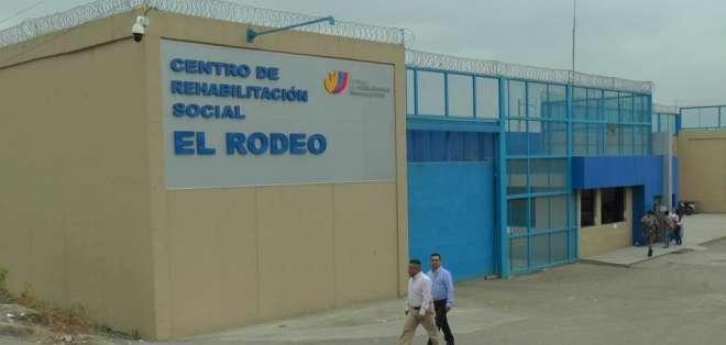 PORTOVIEJO, Ecuador.- Según versión oficial, se registró una balacera en el centro de rehabilitación El Rodeo. Foto: Twitter