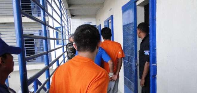 ECUADOR.- Las unidades judiciales penitenciarias funcionarán en Azuay, Cotopaxi, Manabí y Guayas. Foto: Archivo