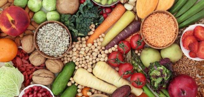 Más allá de la dieta que uno elija, lo importante es que sea variada.