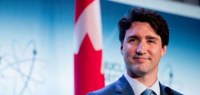 Trudeau es el primer ministro de Canadá desde 2015. Foto: AP