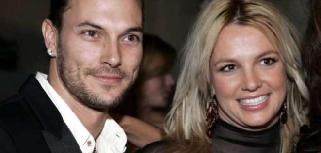 Kevin Federline y Britney Spears estuvieron casados por alrededor de tres años, desde 2004 hasta 2007. Foto: AP