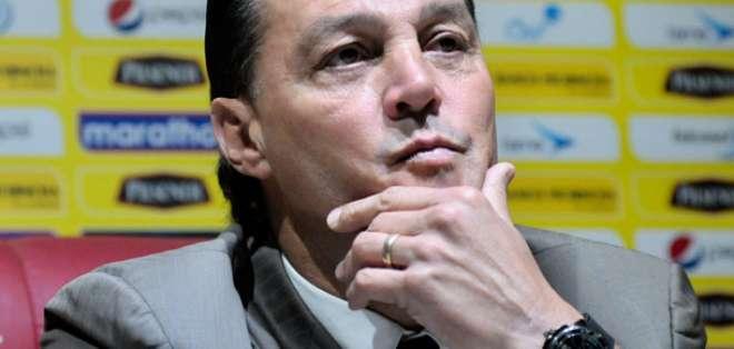 El exjugador se enfrentará ante José Francisco Cevallos.