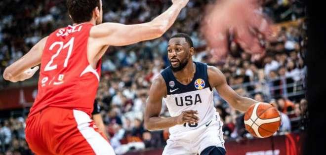 Kemba Walker, figura de USA.