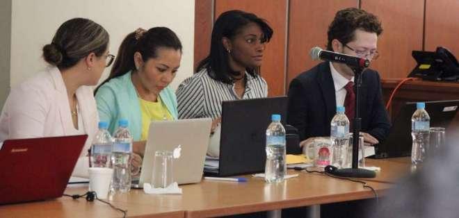 QUITO, Ecuador.- Fiscalía concluye la instrucción. La defensa de Mera y Correa denunciará fraude procesal. Foto: Twitter