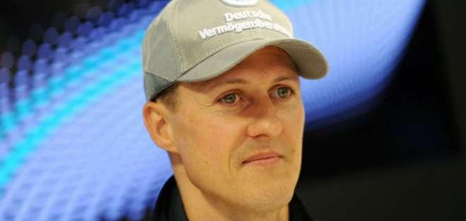 Schumacher tiene 7 campeonatos mundiales de F1.
