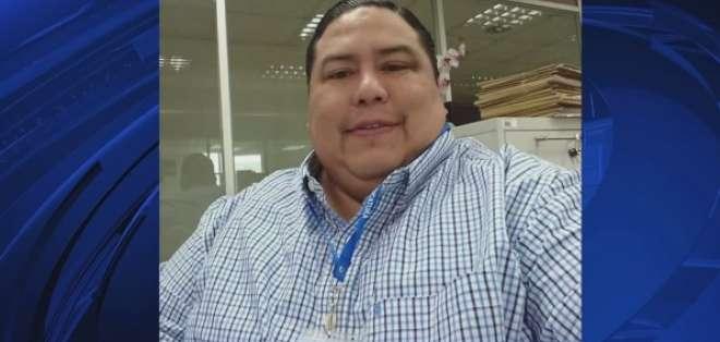 El cuerpo del exfuncionario fue hallado sin vida dentro de su casa en abril. Foto: Captura de video
