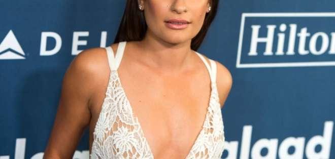La actriz cumplió 33 años el pasado 29 de agosto. Foto: AFP