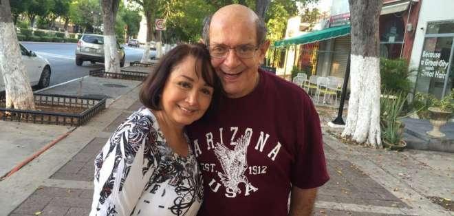 MÉXICO.- Gabriel Fernández, quien narraba la popular serie, era también esposo de 'La Chilindra. Foto: Twitter