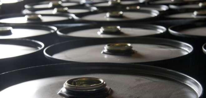 INTERNACIONAL.- El precio del barril WTI -precio referencial para Ecuador- se situó en 60,23 dólares. Foto referencial