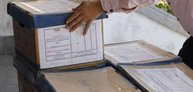 La Fiscalía dio por concluida la fase de instrucción fiscal el pasado 10 de septiembre. Foto: API