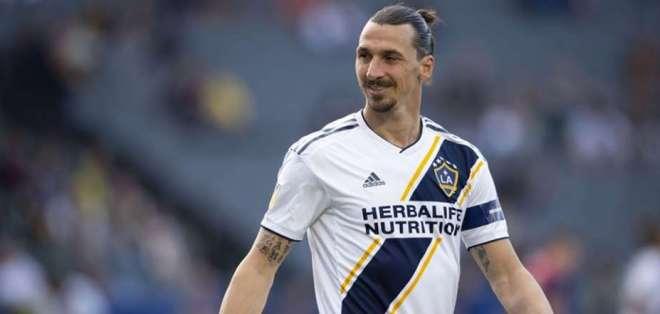 Ibrahimovic lleva 25 goles en la MLS.
